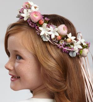 The Lila Rose Headpiece