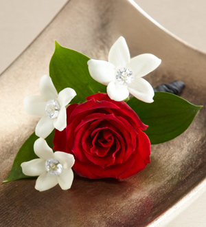 The Poetry Boutonniere