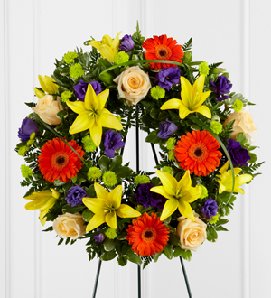 The Radiant Remembrane Wreath