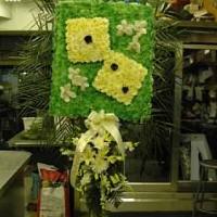Floral Dice