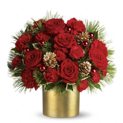Holiday Flair Arrangement