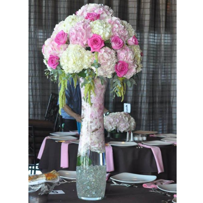 Tall & Slim Pink Bouquet