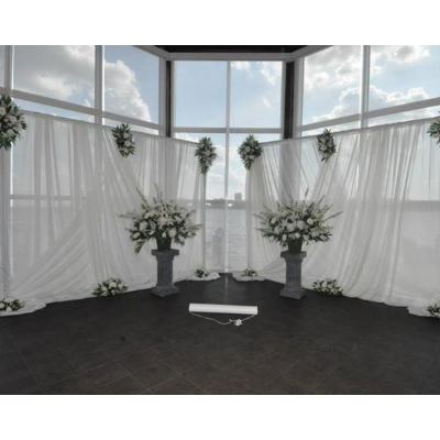 Ceremony Draping