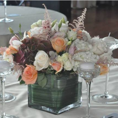 Spring Scents Centerpiece
