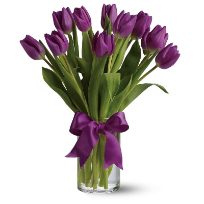 Simply Tulips (Many Colors Available)