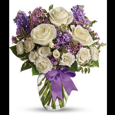 Lavender in Love