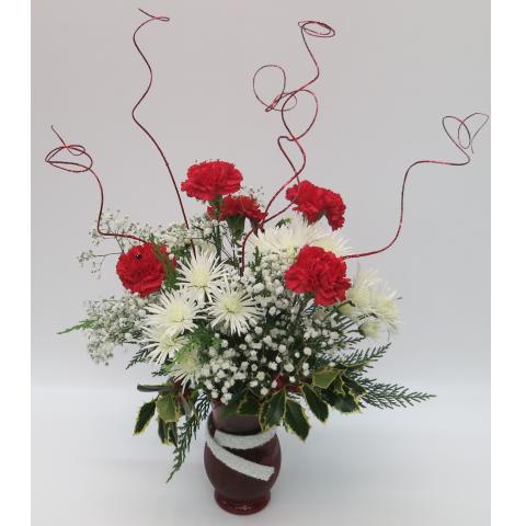 KW-1215 Seasons Vase