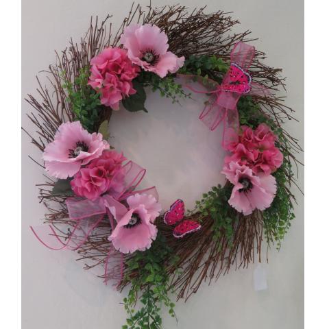 "KS-51 Twig 26"" wreath"