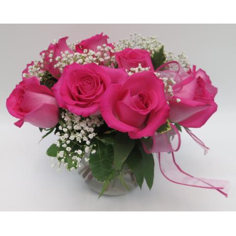 KD-2116 Bowl of roses