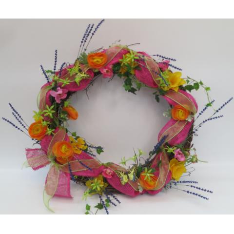 KW-14 Spring/Summer Wreath