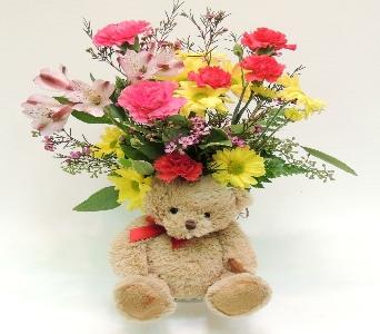 KD-001 Bear Hugger Vase
