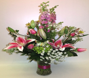 KM-5314 Vase Full of Love!