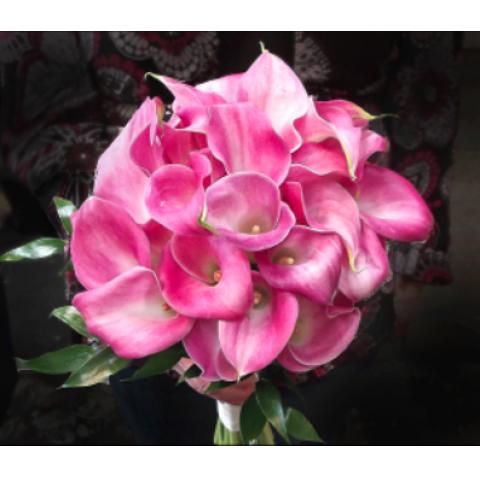 Uptown Blossoms Calla Lily Bride