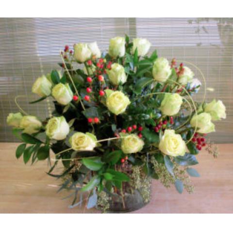 Uptown 3 Dozen Roses