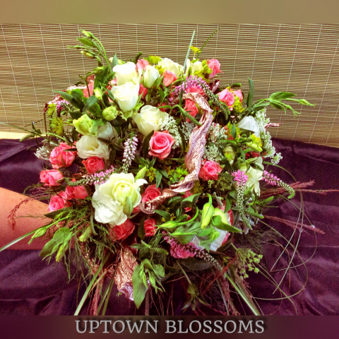CUSTOM BRIDAL BOUQUET A