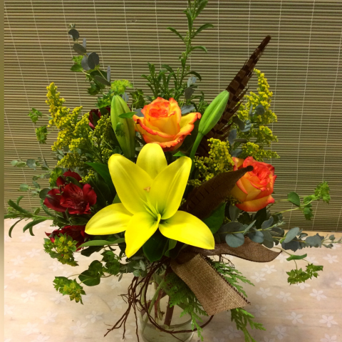 Bohemian Style Vase