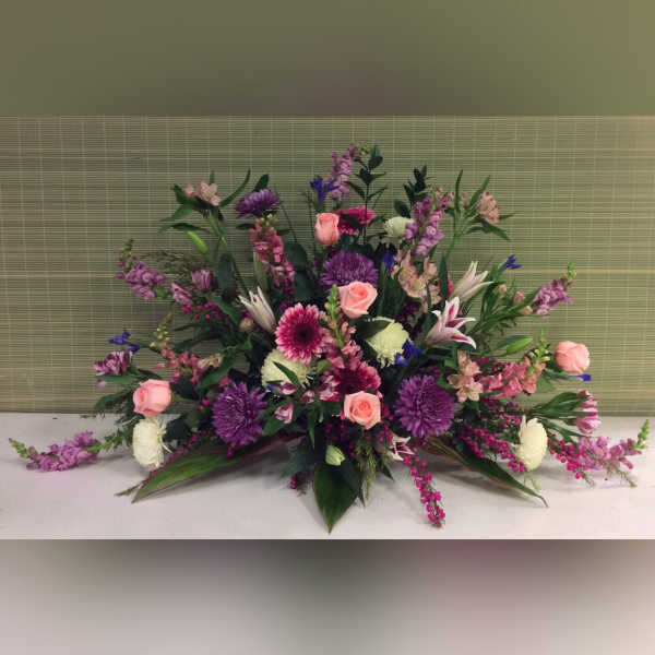 UPTOWN CUSTOM SYMPATHY ARRANGEMENT B