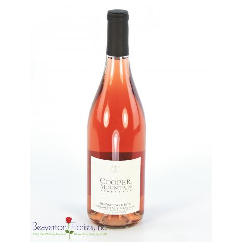 Cooper Mountain Pinot Noir Rosé