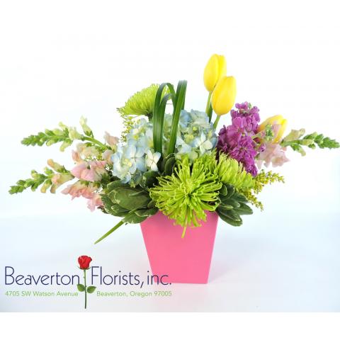 Flowering Pastels