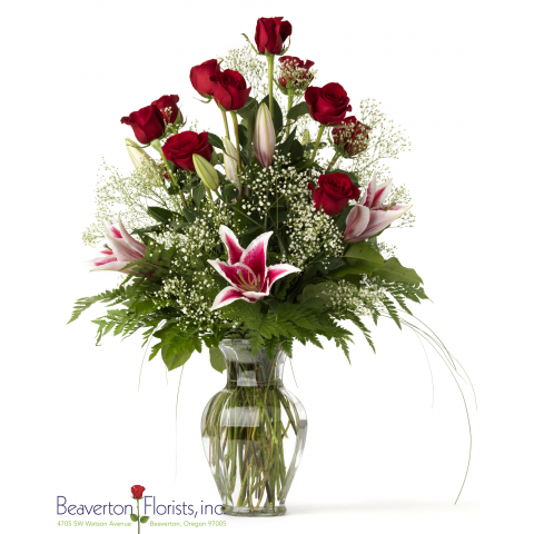 The Starlight Rose Bouquet