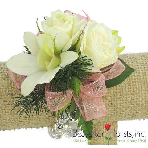 Beauty on Bangles Corsage