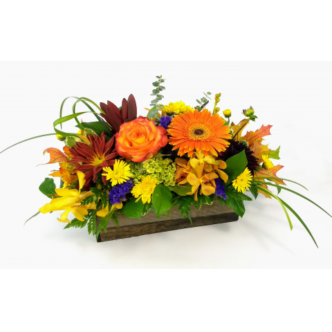 Harvest Box Bouquet