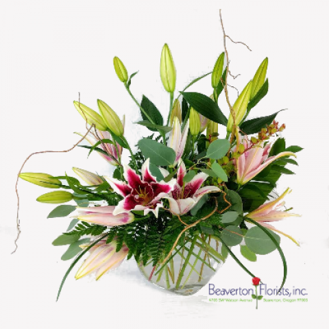 Summer Lily Bouquet