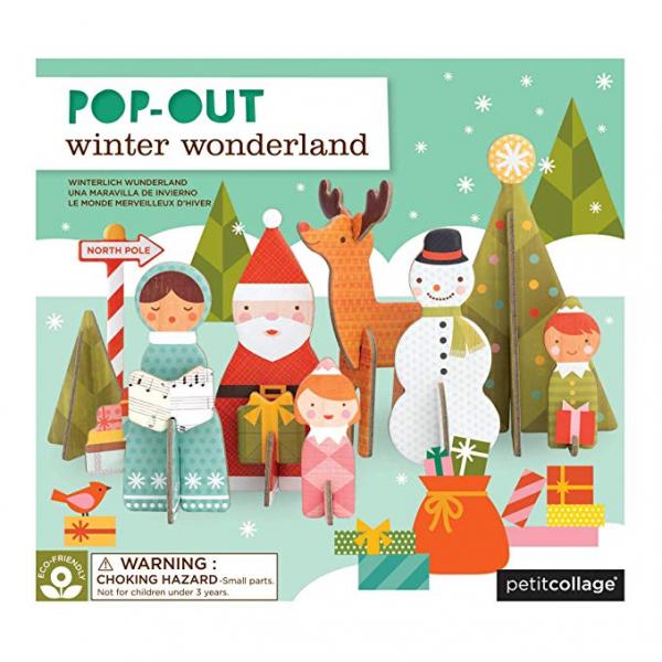 Pop Out Winter Wonderland