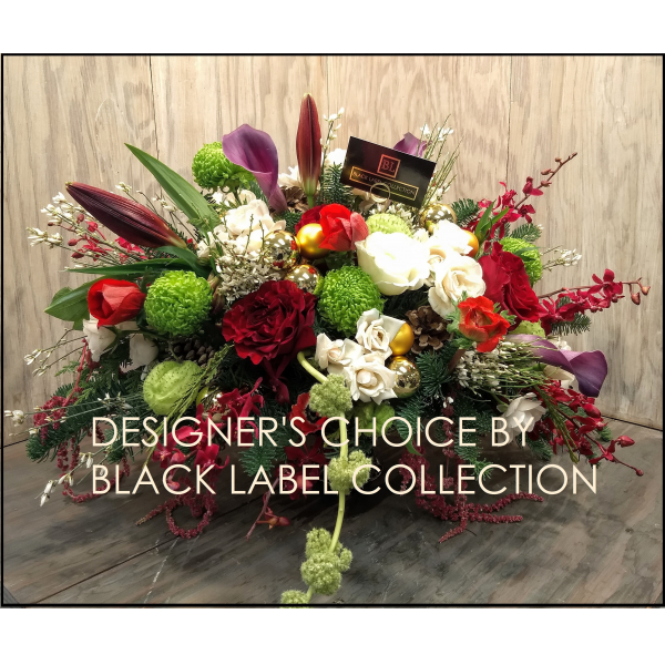 Black Label Designer's Choice