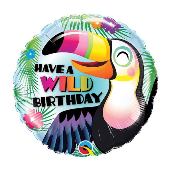 Wild Happy Birthday