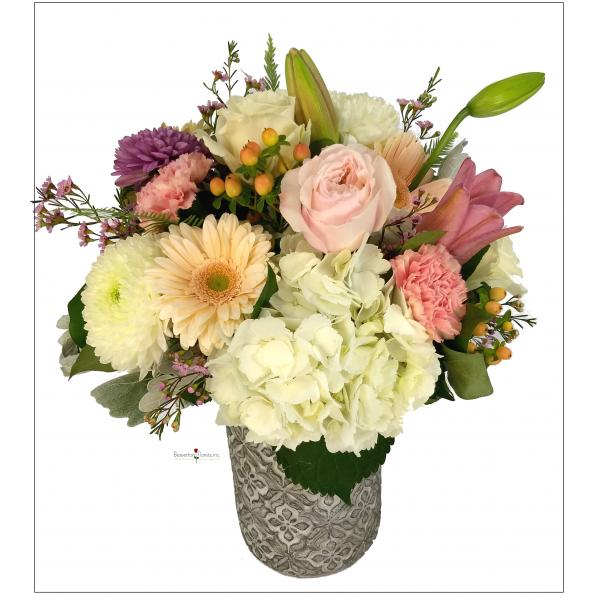 Sugar Cloud Bouquet