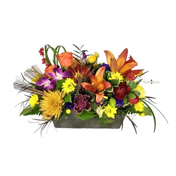 Harvest Box Bouquet