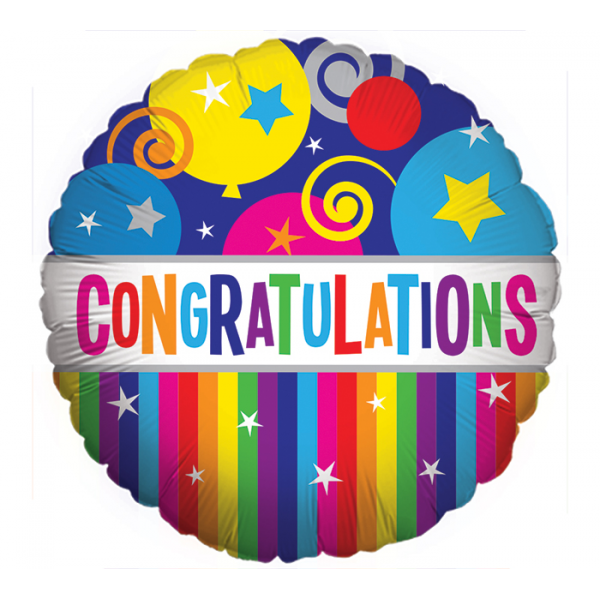 Congratulations! Mylar