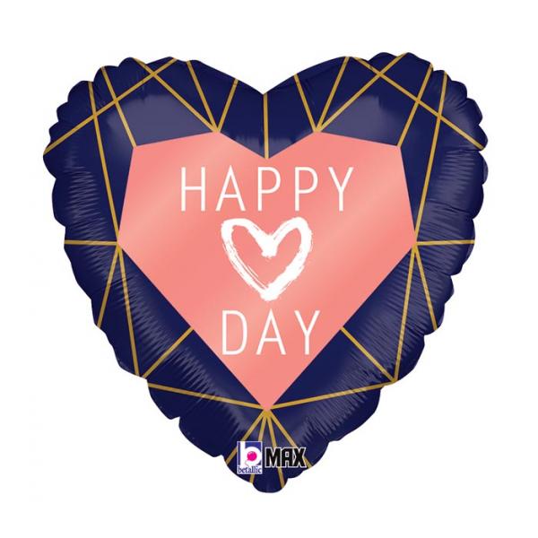 Happy LOVE Day balloon
