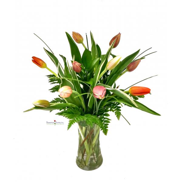 Ten Tulip Bouquet