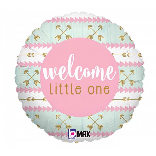 Beaverton Florists Beaverton - A sweet way to welcome a baby - this adorable mylar balloon is the perfect accent to your floral order.