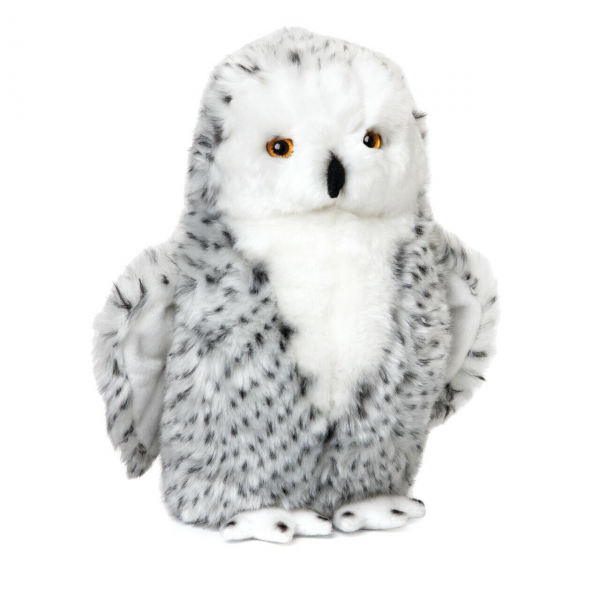 Beaverton Florists Beaverton - This realistic piece is a soft squeezable, huggable Snowy Owl. This soft plush has detailed lifelike features and is very soft and so easy to cuddle.