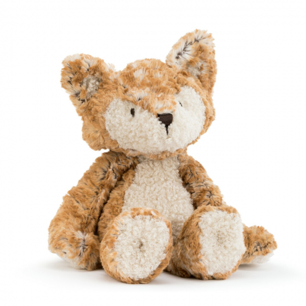 """Beaverton Florists Beaverton - The Woodland Fox Plush is a caring and curious animal friend for little ones. 13"""""""