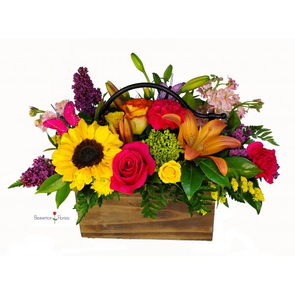 Moms Window Bouquet