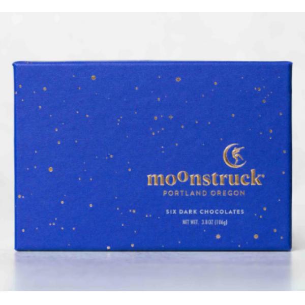 Moonstruck Chocolates 6 Pc