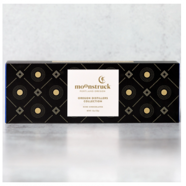 Beaverton Florists Beaverton - A nine-piece collection of truffles featuring spirits from Oregon's finest craft distillers.   Product contains approximately 5% alcohol content (by weight).