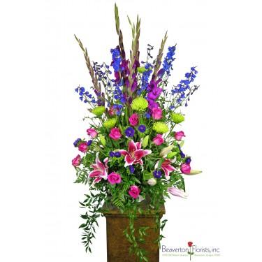 Bright And Beautiful Arrangement
