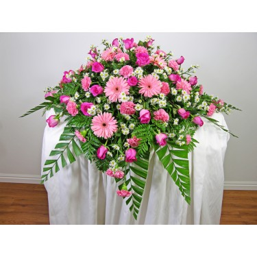Beaverton Florists Beaverton - This beautiful spray of pinks will honor and be just the expression of love that you want.