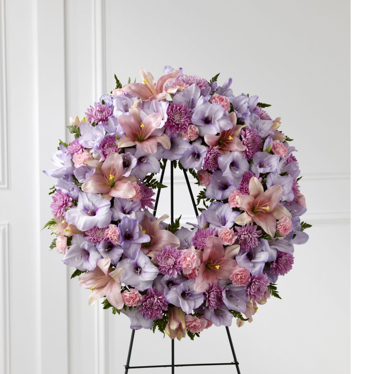 FTD® Sleep in Peace™ Wreath