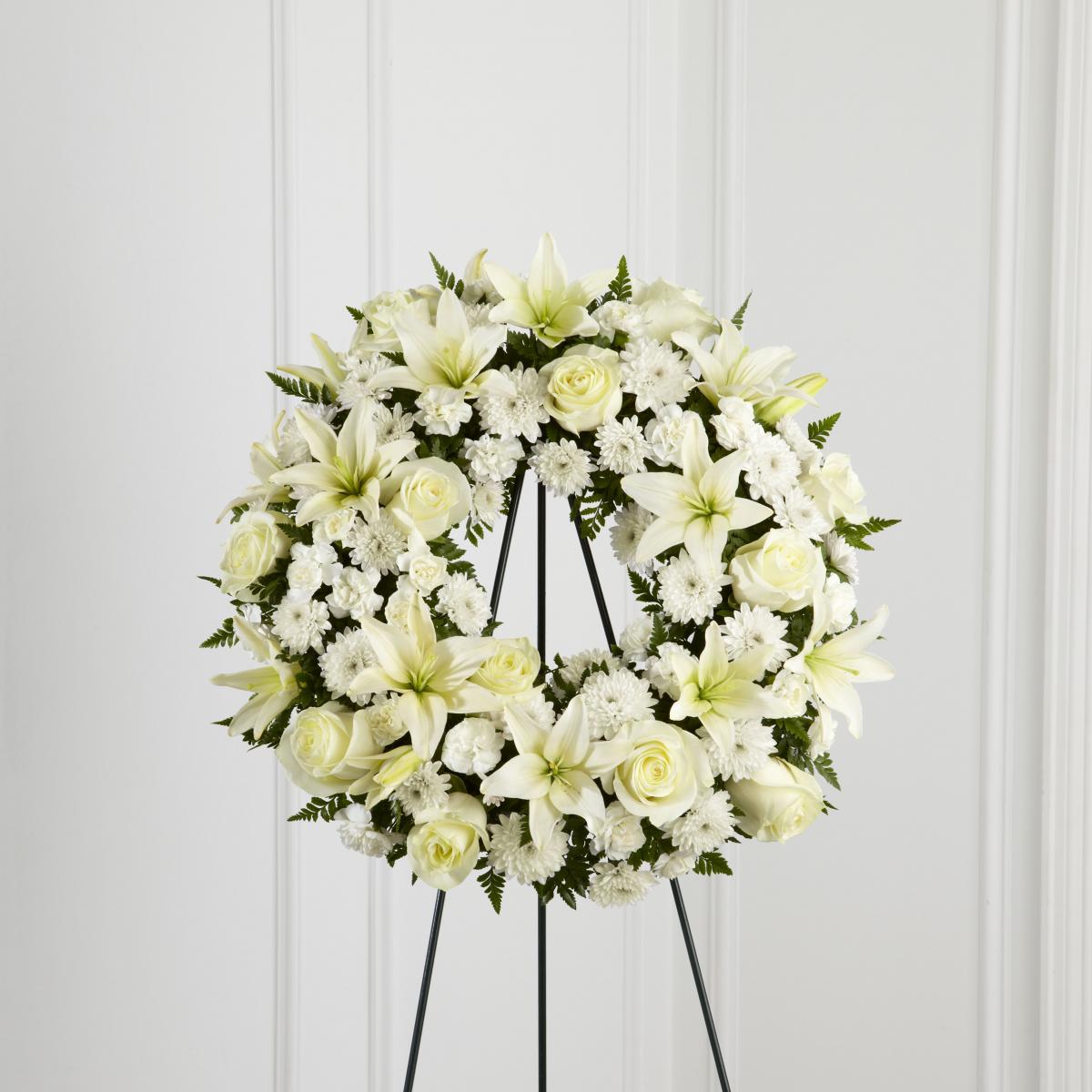 FTD® Treasured Tribute™ Wreath