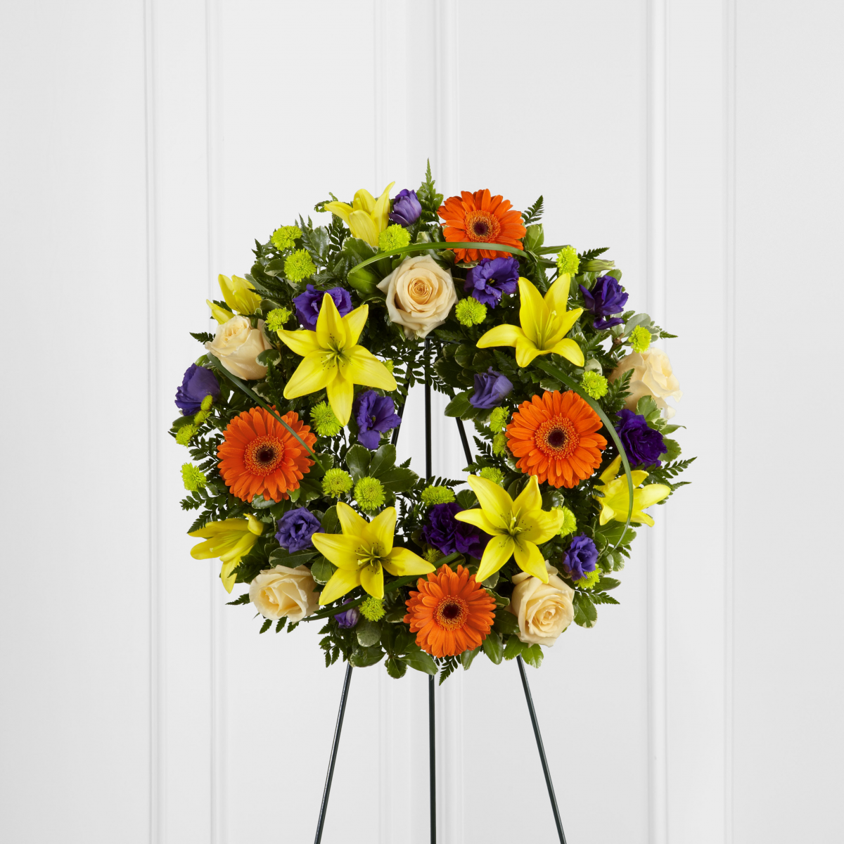 FTD® Radiant Remembrance™ Wreath