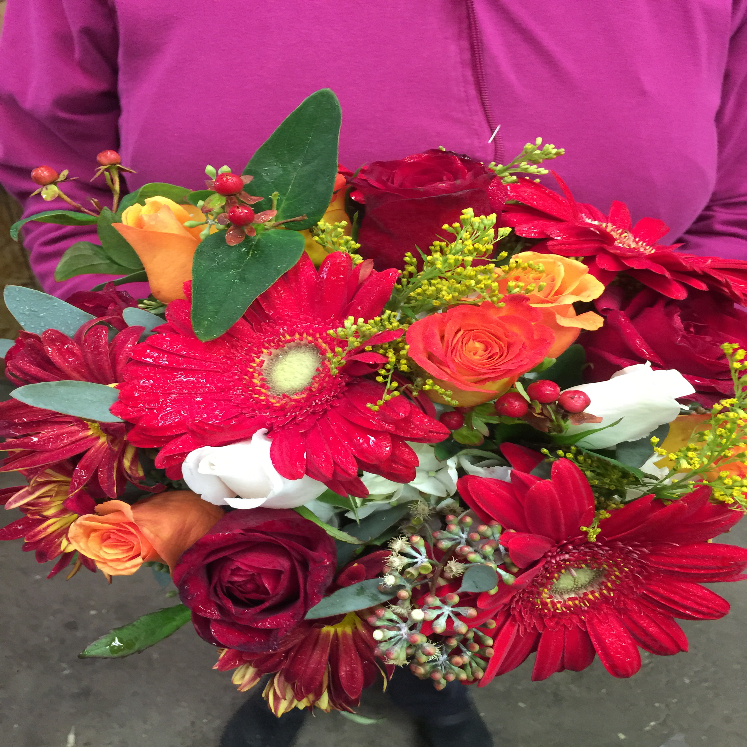 festivity bride bouquet