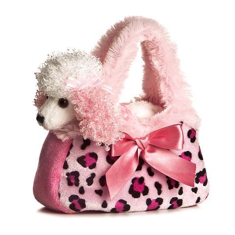 Fancy Pals - Pretty Poodle Pet Carrier