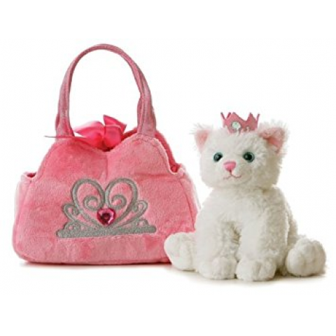 Fancy Pals - Princess Kitten Pet Carrier