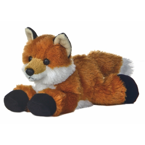 Foxxie the Stuffed Fox Plush Animal